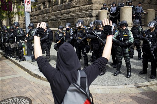 G20 Summit Protests