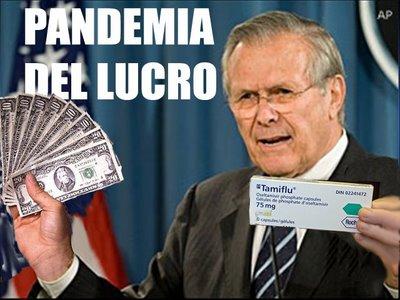 PANDEMIA DEL LUCRO RUMFELD